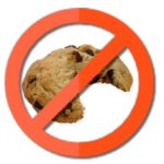 No cookie track